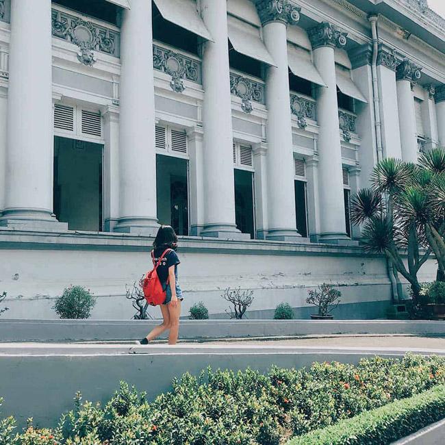 Những điểm Check In, Chụp hình tuyệt đẹp ở Sài Gòn - Tổng Hợp Vietmountain Travel 1