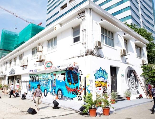 Những điểm Check In, Chụp hình tuyệt đẹp ở Sài Gòn - Tổng Hợp Vietmountain Travel 29