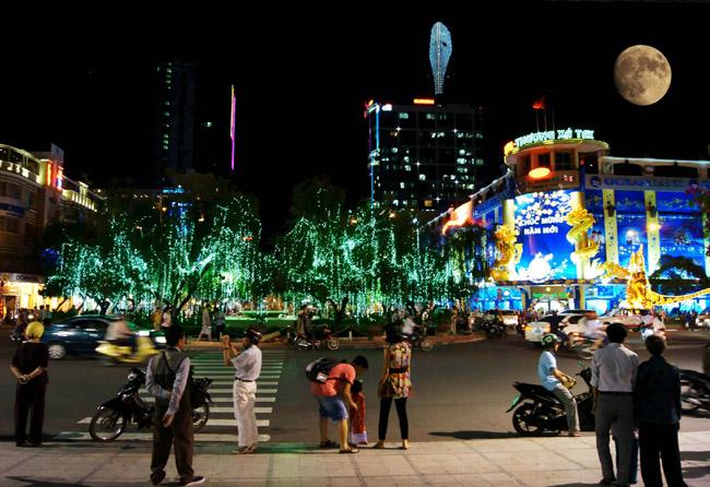 Những điểm Check In, Chụp hình tuyệt đẹp ở Sài Gòn - Tổng Hợp Vietmountain Travel 3