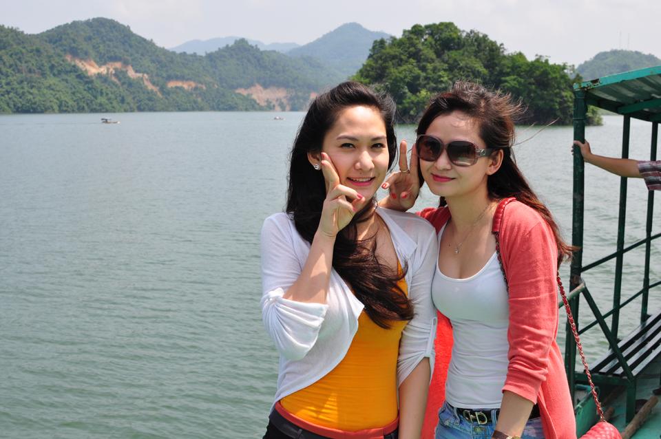 Du lịch Thung Nai Hòa Bình mùa xuân có gì hấp dẫn? - Vietmountain Travel 2