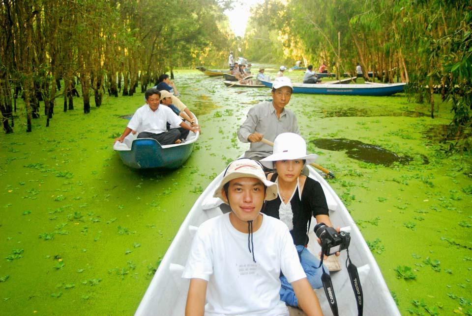 Nên đi du lịch ở đâu miền Tây vào dịp tết Âm? Vietmountain travel 12
