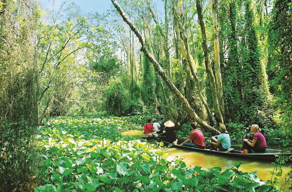 Nên đi du lịch ở đâu miền Tây vào dịp tết Âm? Vietmountain travel 9