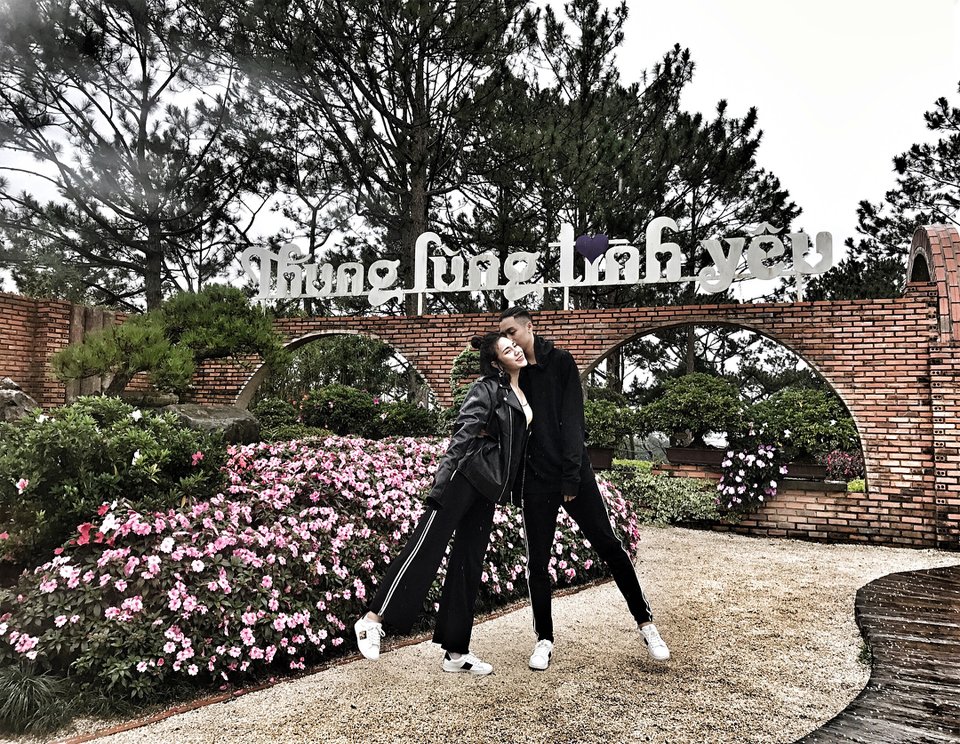 Bật mí địa điểm check-in Đà Lạt SIÊU NGỌT dành riêng cho các cặp đôi - Vietmountain Travel 1