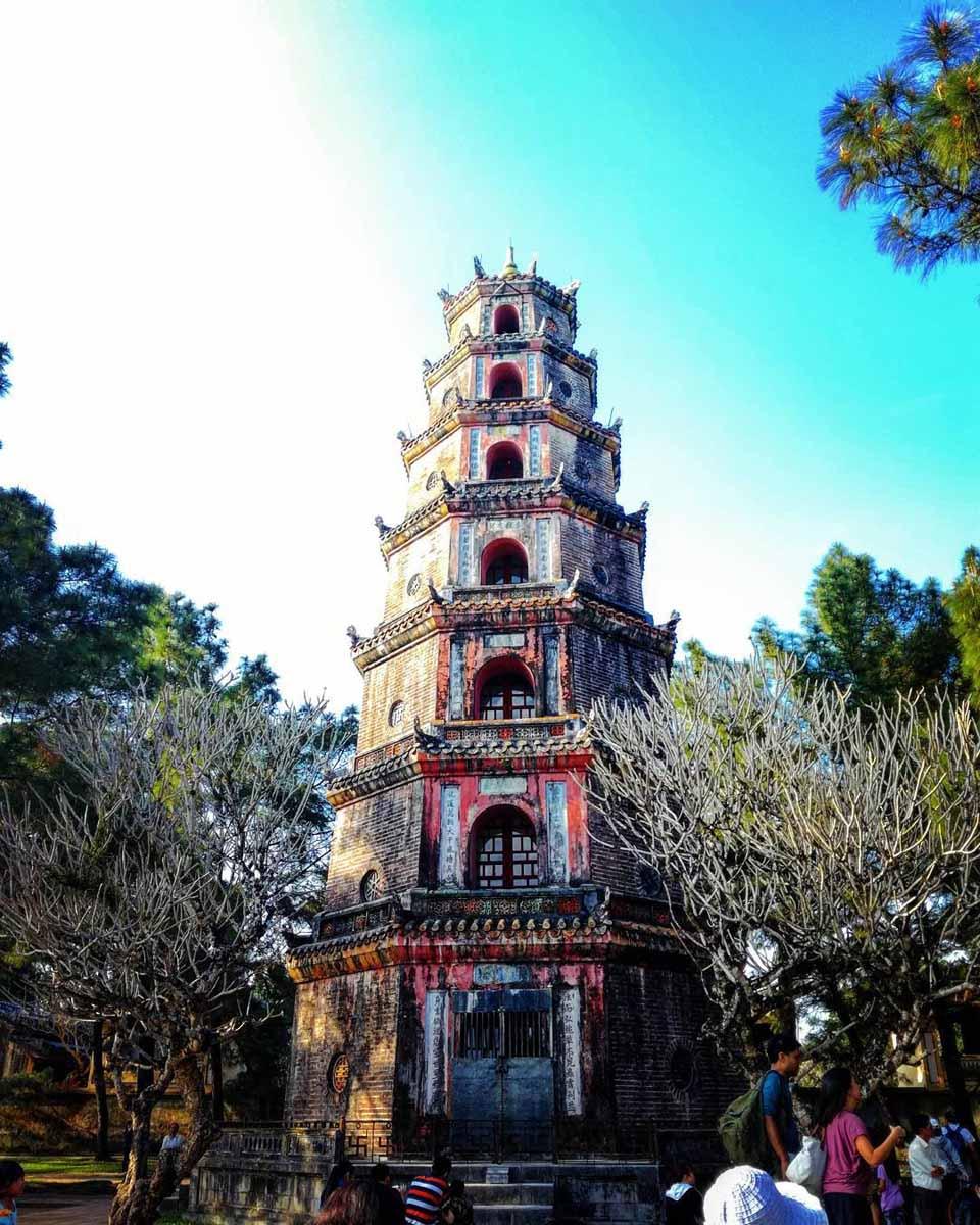 Những điểm tham quan hấp dẫn nhất không thể bỏ qua tại Huế - Vietmountain Travel 5