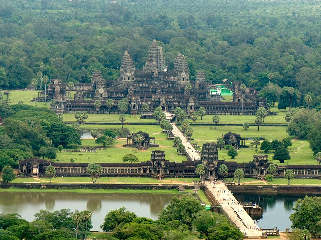 Tour Du Lịch Campuchia 4 Ngày 3 Đêm Tết Âm Lịch 2019 - Vietmountain Travel 2