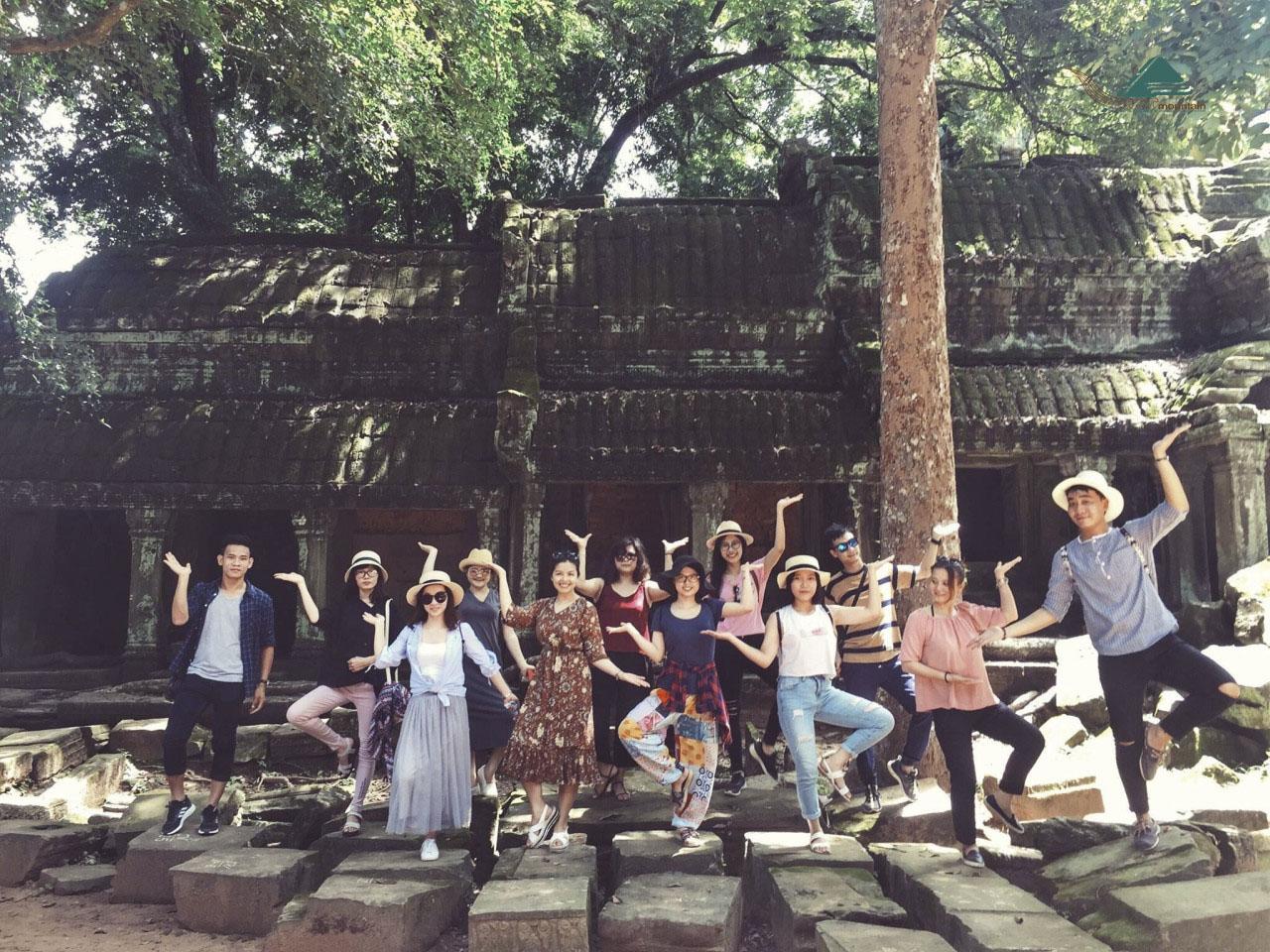 Tour Du Lịch Campuchia 4 Ngày 3 Đêm Tết Âm Lịch 2019 - Vietmountain Travel 6