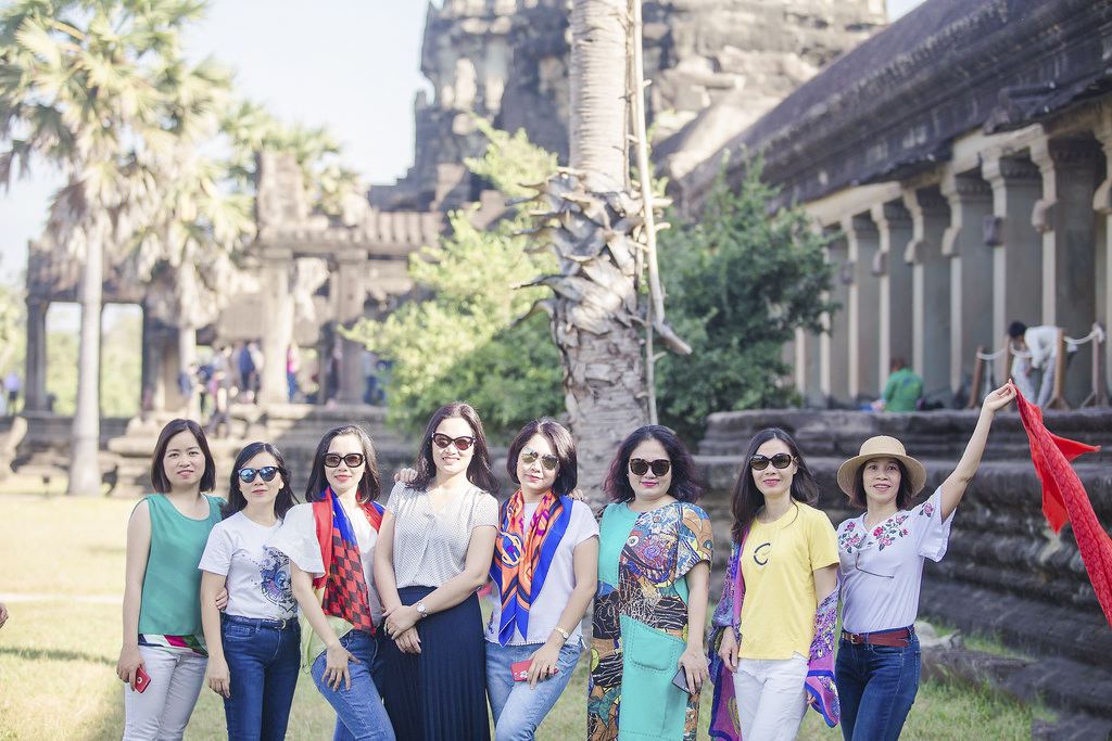 Tour Du Lịch Campuchia 4 Ngày 3 Đêm Tết Âm Lịch 2019 - Vietmountain Travel 5