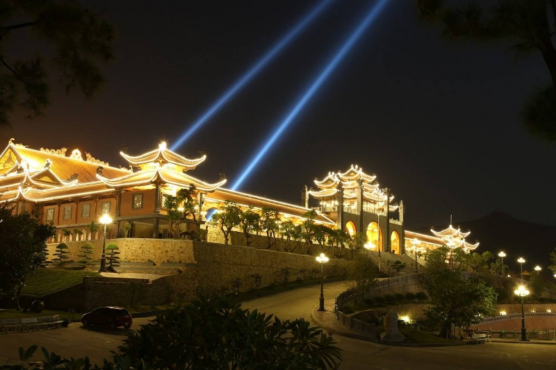 Tour Du Lịch Yên Từ Chùa Ba Vàng Giá Rẻ Từ Hà Nội - Vietmountain Travel 7
