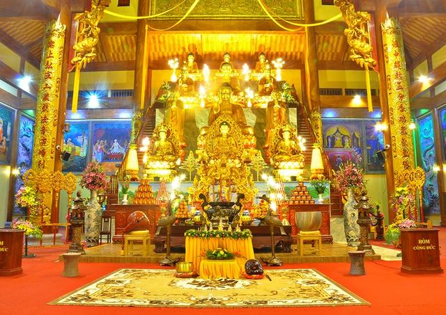 Tour Du Lịch Yên Từ Chùa Ba Vàng Giá Rẻ Từ Hà Nội - Vietmountain Travel 8
