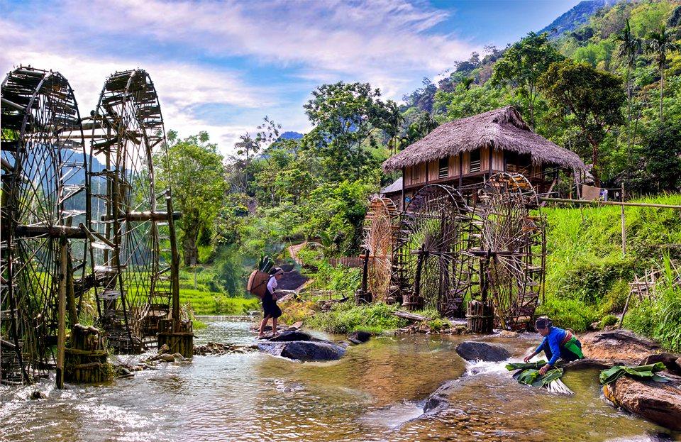 Tour Du Lịch Pù Luông 2 Ngày 1 Đêm Giá Rẻ Dịp lễ 30 Tháng 4 - Vietmountain Travel 3