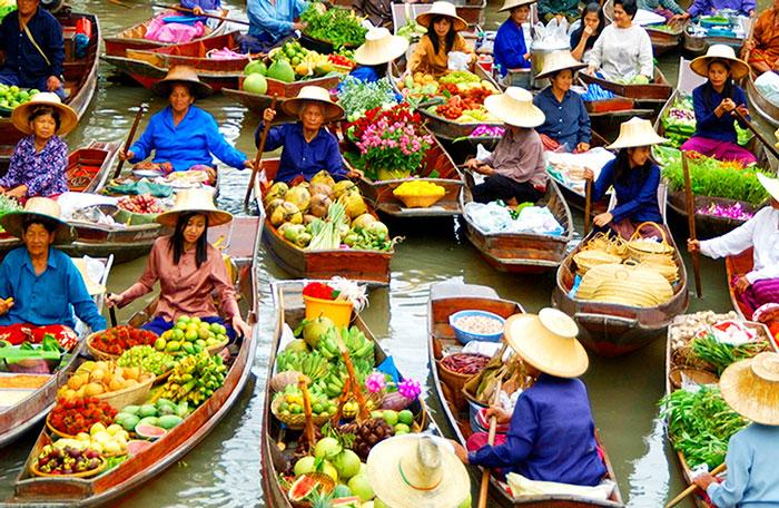 Du Lịch Thái Lan 5 Ngày 4 Đêm Giá Rẻ Từ Hà Nội 12