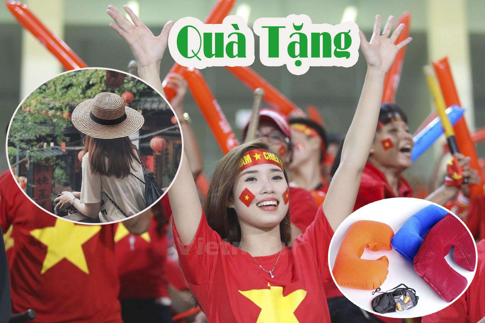 Quà Tặng dành cho tour Cao Bằng dịp 30 tháng 4 của Vietmountain Travel