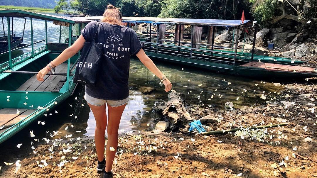 Du lịch Hồ Ba Bể - Thác Bản Giốc Mùa Xuân 2019 - Vietmountain Travel 5