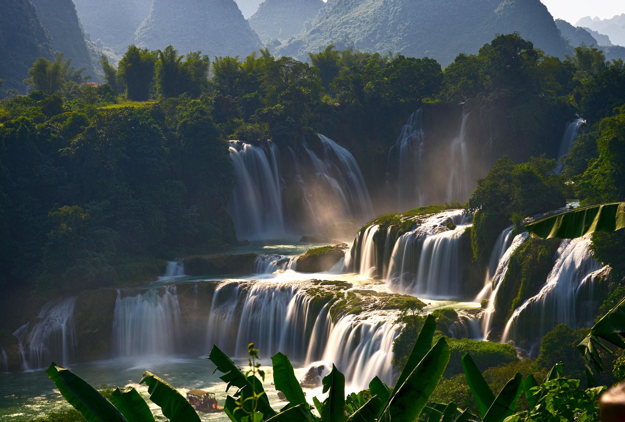 Du lịch Hồ Ba Bể - Thác Bản Giốc Mùa Xuân 2019 - Vietmountain Travel 2