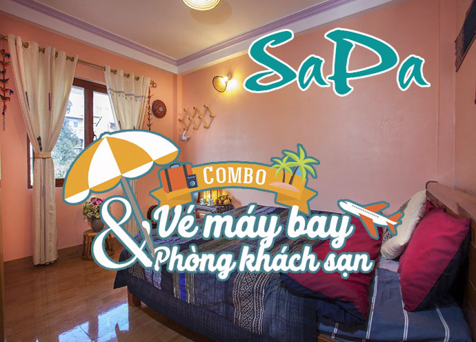 Combo Free and Easy tại Little View Sapa
