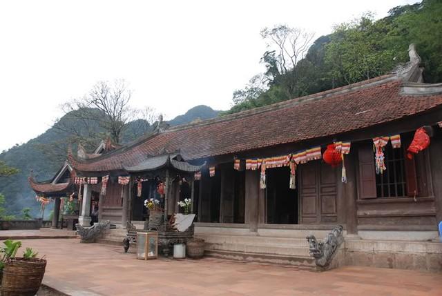 Tour Du Lịch Yên Từ Chùa Ba Vàng Du Xuân 2019 - Vietmountain Travel 4