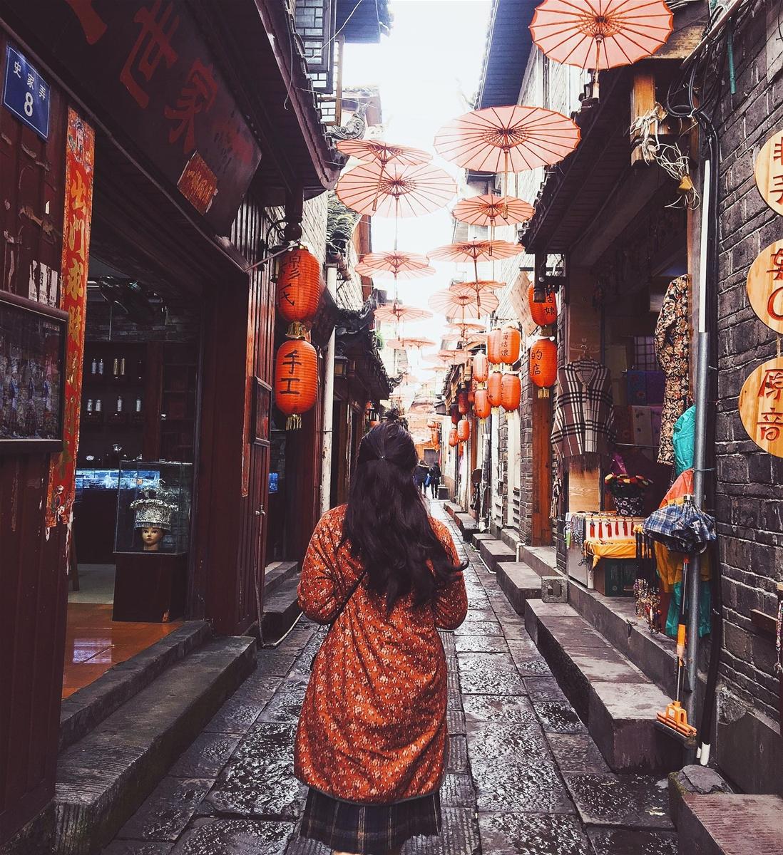 Tour Du Lịch Tour Trương Gia Giới - Phượng Hoàng Cổ Trấn Giá Rẻ Từ Hà Nội  9